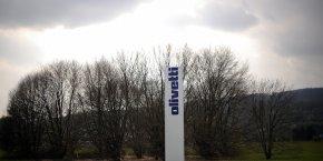 Olivetti n'est plus actuellement qu'une petite société du groupe Telecom Italia.