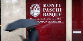 Le sauvetage de Monte dei Paschi n'aurait pu avoir lieu sans les garanties bancaires.