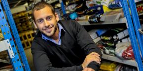 Pierre-Adrien Thollet, fondateur du site Zoomalia.com