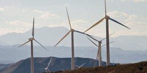 Les aimants d'éoliennes contiennent des terres rares