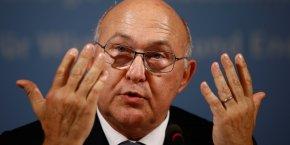 Croissance, déficit public, Michel Sapin, le ministre de l'Economie et des Finances  est optimiste
