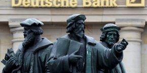 Deutsche bank va supprimer 1 000 emplois de plus