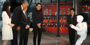 """Dans une interview à Wired, Barack Obama estime que l'intelligence artificielle """"pourrait accroître les inégalités""""."""
