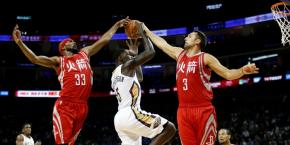 Rencontre NBA à Shanghai