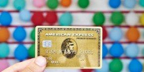 La carte Gold d'AmEx est concurrencée par de nouveaux acteurs.