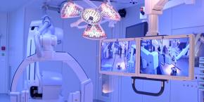 ICI, Institut de chirurgie guidée par l'image, Strasbourg, hôpital, santé, recherche,