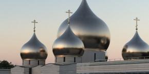 Multiplast, Paris, dômes de la nouvelle église orthodoxe