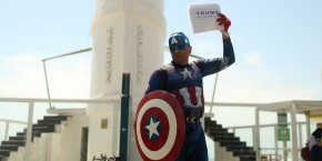 Captain America Trump 2