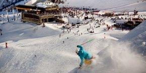 N'PY ski Pyrénées