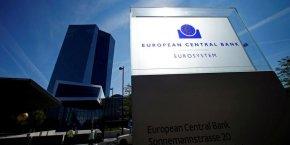 La BCE reste l'arme au pied.