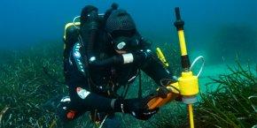 Air to Sea se spécialisera dans l'étude des fonds marins de 0 à 150 m de profondeur