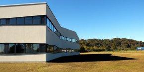 Le groupe béarnais Octime dispose depuis janvier dernier d'un nouveau siège social près d'Orthez, à Biron