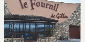 Le Fournil de Gilles, qui axe son développement sur le développement de magasins, dispose de trois enseignes.