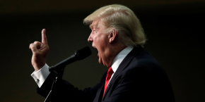 Donald Trump engage un changement radicale de doctrine européenne.