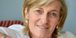Blandine Peillon, présidente de la fondation Emergences