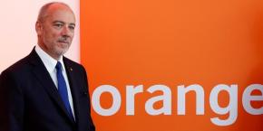 Orange Bank sera «une vraie banque mobile, pas un système de paiement, avec une expérience utilisateur hyper simple et interactive», a promis le PDG, Stéphane Richard.