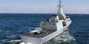DCNS propose aux Emirats Arabes Unis les mêmes corvettes Gowind de 2.400 tonnes vendues à l'été 2014 à l'Egypte.