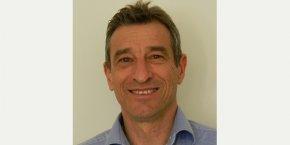 Alain Hoffmann, nouveau directeur de la Faculté des sciences de l'Université de Montpellier.