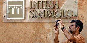 Intesa avait confirmé le 24 janvier examiner de possibles combinaisons industrielles avec l'assureur Generali. Mais ceci est seulement une hypothèse de travail.