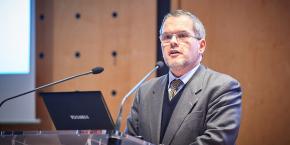Gilles Campagnolo, directeur de recherches au CNRS, philosophe au Groupement de Recherches en Economie Quantitative d'Aix-Marseille.