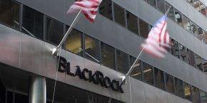 Le siège du plus puissant gérant d'actifs à New York.
