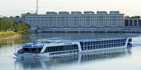 La Compagnie nationale du Rhône engage trois millions d'euros dans l'aménagement de parcours de visites sur deux des barrages qu'elle exploite sur le Rhône.
