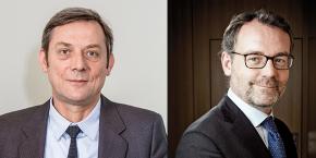 Hervé Le Caignec et Christophe Vanhove, respectivement nommés président et DG de Lisea
