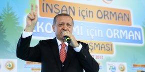 Les relations entre la Turquie et l'UE se sont fortement tendues ces dernières semaines après l'interdiction de meetings pro-Erdogan dans plusieurs pays européens.