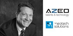 Emmanuel Gauthier, président fondateur d'Azeo