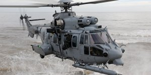 Caracal Airbus Helicopters Pologne H225M