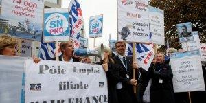 Air france compte supprimer 2.900 emplois