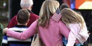 Famille Etats-Unis américaine