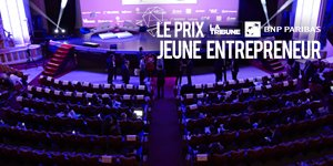 Prix La Tribune du Jeune entrepreneur