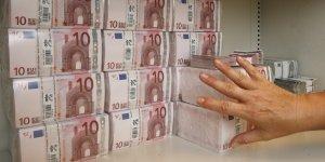 euro, billet, coffre, banque, finance,