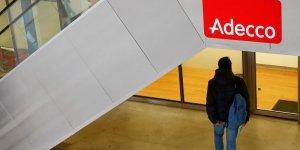Adecco enregistre un benefice en repli et un ca en legere hausse