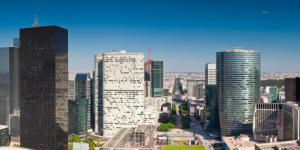Création du réseau PLATO à La Défense