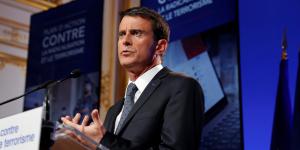 Manuel valls annonce des centres pour personnes radicalisees