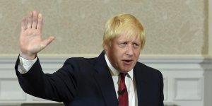 Boris johnson a la tete de la diplomatie britannique
