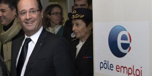 Hollande pole emploi