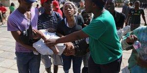 Heurts sur les campus en afrique du sud