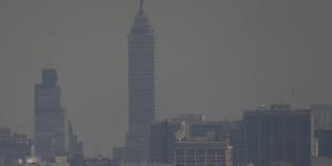 Pollution Mexico City