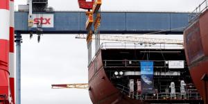 La commande de ferry écologique à STX officiellement suspendue