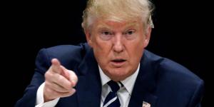 Trump accepte l'accord a l'amiable avec d'anciens etudiants de son universite