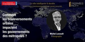 Incity | Master Class Michel Lussault