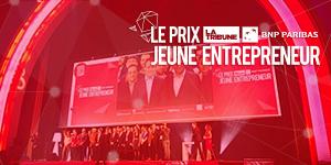 Prixx La Tribune du jeune entrepreneur