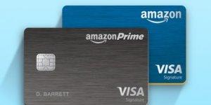 Amazon carte Visa