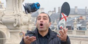 Karim Oumnia, ingénieur franco-algérien, chaussure connectée, football, Nancy, Adidas, Digitsole, Zhor Tech,