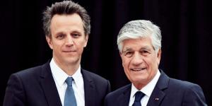 Maurice Lévy, Arthur Sadoun, Publicis,