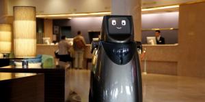 Le parlement europeen demande une legislation applicable aux  robots
