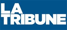 Logo La Tribune pour bloc Mixte